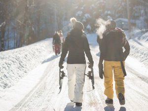 Đi bộ đường dài là môn thể thao tốt cho sức khỏe